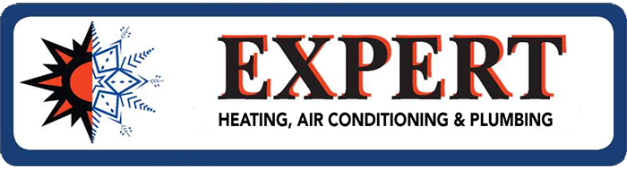Expert Heating, Air Conditioning & Plumbing Logo